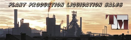 Click to view complete Plant pressline liquidation specials we are now offering buyers worldwide